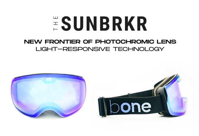sunbrkr new frontier of photochromic lens